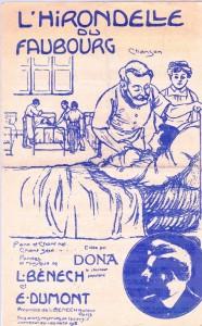 En 1972, l'Hirondelle du faubourg fêtait ses 60 ans.