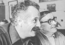 G. Brassens et J.Grello  (DR)