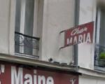 Une carte postale de Montparnasse
