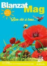 Une carte postale de Blanzat