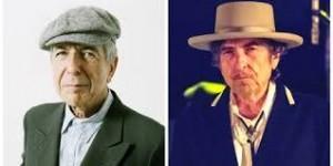 L. Cohen B. Dylan (DR)