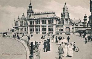 Ostende, kursaal