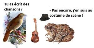 Costume de scène