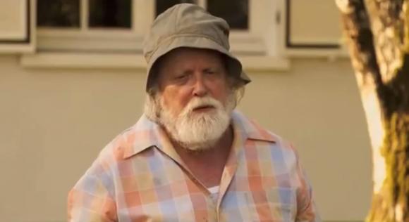 Albert Delpy, dans Le Skylab (2011), un film de Julie Delpy.