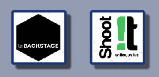 Backstage et Sit