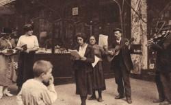 Chanteurs des rues