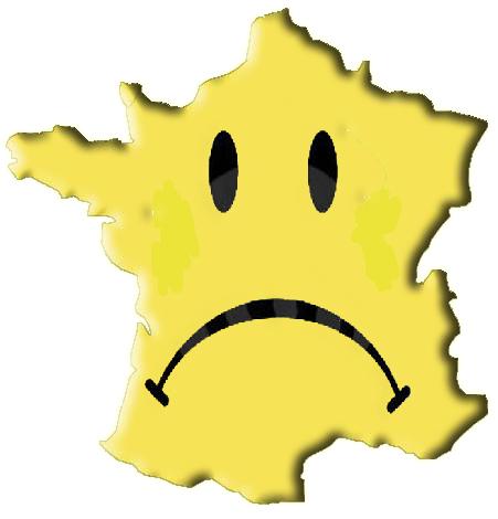 France triste