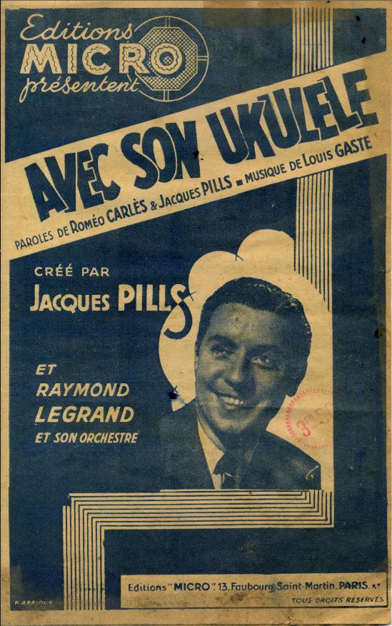 Un «petit format» de 1941.