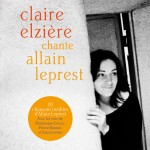 Claire Elzière ne fait rien