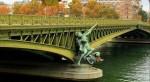 Embouteillage sur le pont Mirabeau*